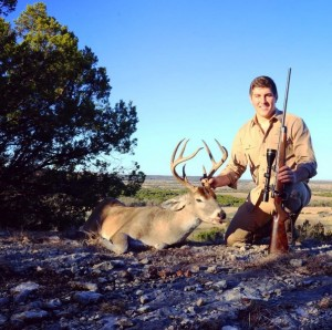 Casey Carringer buck 013016
