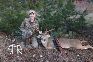 Kristin Carringer 8pt buck 121115